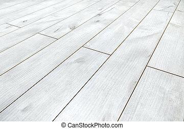 legno, sfondo bianco, struttura, pavimento