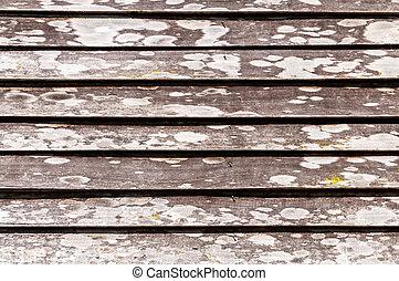 legno, vecchio, struttura, fondo