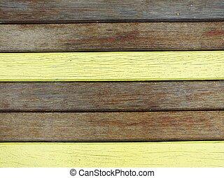 legno, vendemmia, parete, fondo