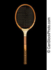 legno, vendemmia, racquet tennis