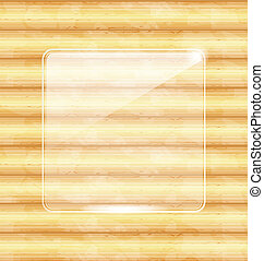legno, vetro, fragile, struttura, struttura