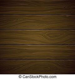 legno, vettore, fondo