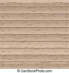 legno, vettore, illustration., struttura