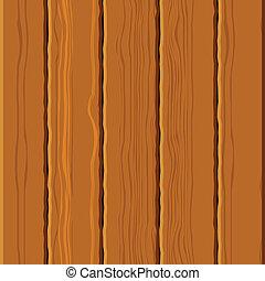 legno, vettore, texture., illustrazione