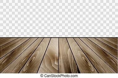 legno, vettore, texture., illustrazione, pavimento