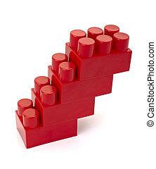 lego, bloco, construção, brinquedo, educação infância
