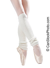 legs in ballet shoes 6