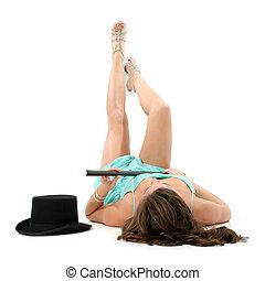 Legs Woman Formal