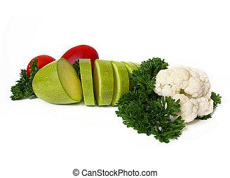 legumes, isolado