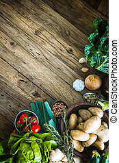 legumes, madeira