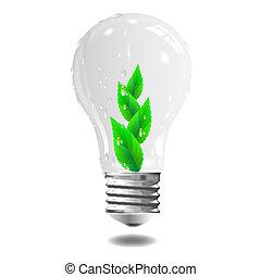 leichtes grün