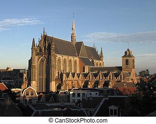 """Leiden Hooglandse Church - The \""""Hooglandse Kerk\"""" is one of..."""