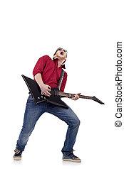 leidenschaftlich, gitarrist
