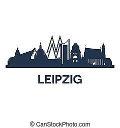 leipzig, emblème