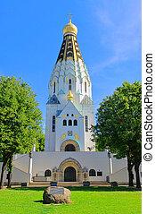 Leipzig Russian church 02