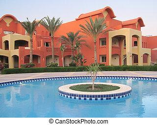 Leisure in Sharm el Sheikh. - Sinai peninsula....