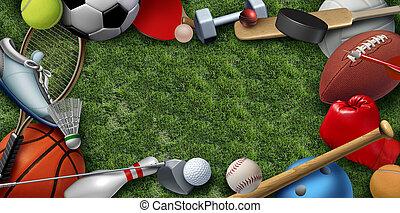 Leisure Recreational Sports