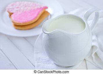 leite fresco