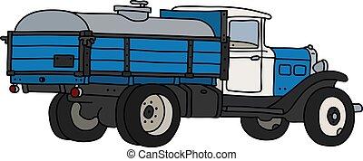 leiteria, caminhão tanque, clássicas