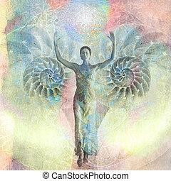 leleplezés, istennő