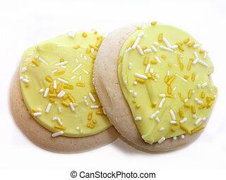Lemon Cookies v2