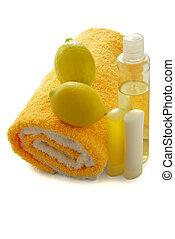Lemon flavored SPA