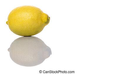 Lemon Fruit