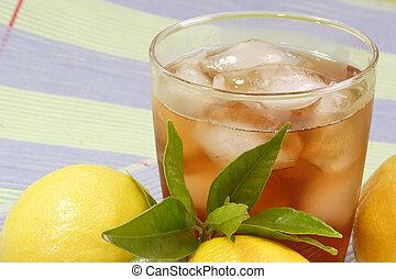 Lemon ice tea 18