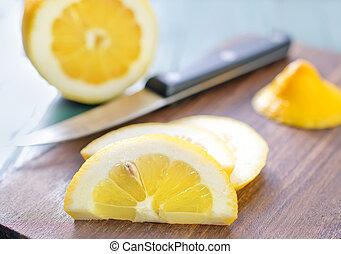 lemon on board