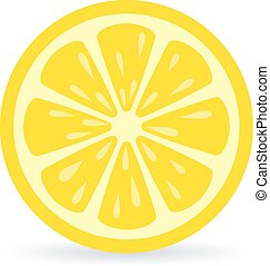 lemon slice illustrations and clipart 10 386 lemon slice royalty rh canstockphoto com Lemon Outline Clip Art slice of lemon clipart