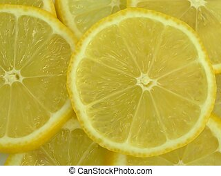 Lemon Slices - Lemon slices