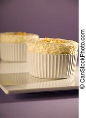 Lemon Souffl - Lemon souffle