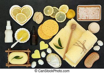 Lemon Spa Skincare and Beauty Treatment