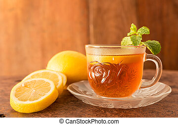 Lemon Teacup