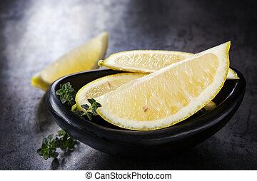 Lemons and Thyme