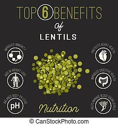 lemons beans benefits