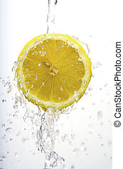 lemos, citrom, fél