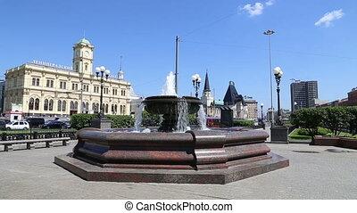 Leningradsky railway station,Moscow - eningradsky railway...