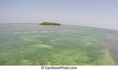Lens Distortion Island View