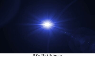 Lens Flares color tone