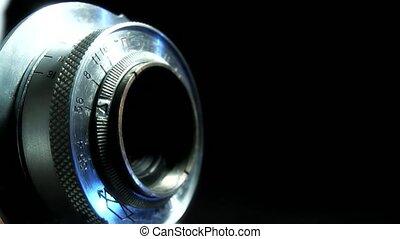 Lens, - Optical Instrument,