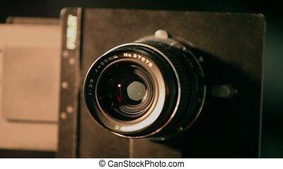lens retro camera medium format - Retro camera medium format...