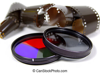 Lense Filters and Film