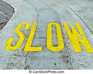 lent, et, prudent, route
