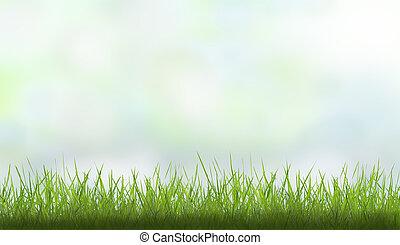 lente, achtergrond