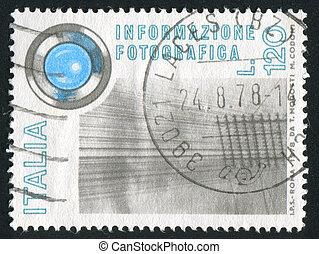 lente, fili, telegrafo