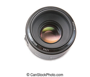 lente, foto, ordinario