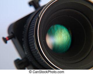 lente, macchina fotografica, _98