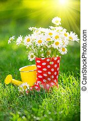 lentebloemen