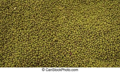 Lentil sold in supermarket stock footage video - Lentil sold...
